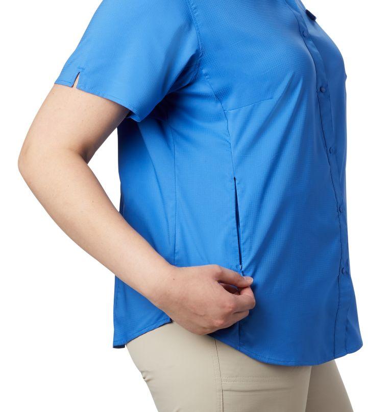Women's PFG Tamiami™ II Short Sleeve Shirt - Plus Size Women's PFG Tamiami™ II Short Sleeve Shirt - Plus Size, a4