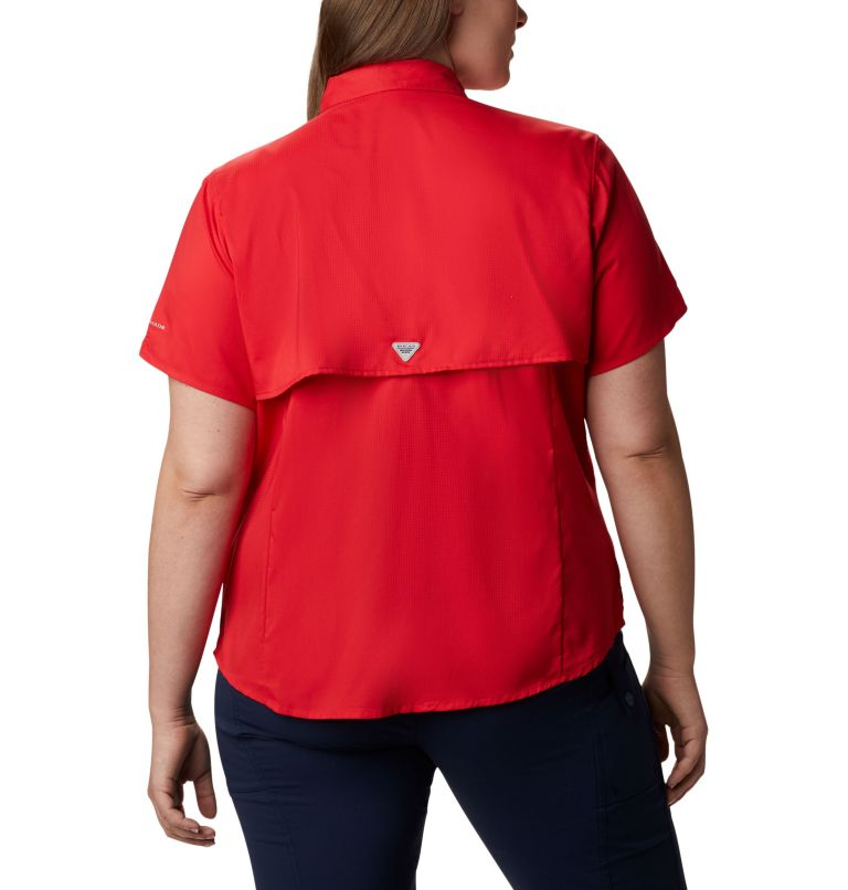 Women's PFG Tamiami™ II Short Sleeve Shirt - Plus Size Women's PFG Tamiami™ II Short Sleeve Shirt - Plus Size, back