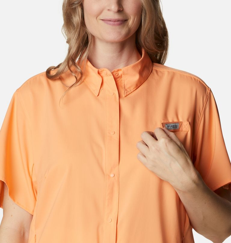 Women's PFG Tamiami™ II Short Sleeve Shirt - Plus Size Women's PFG Tamiami™ II Short Sleeve Shirt - Plus Size, a2