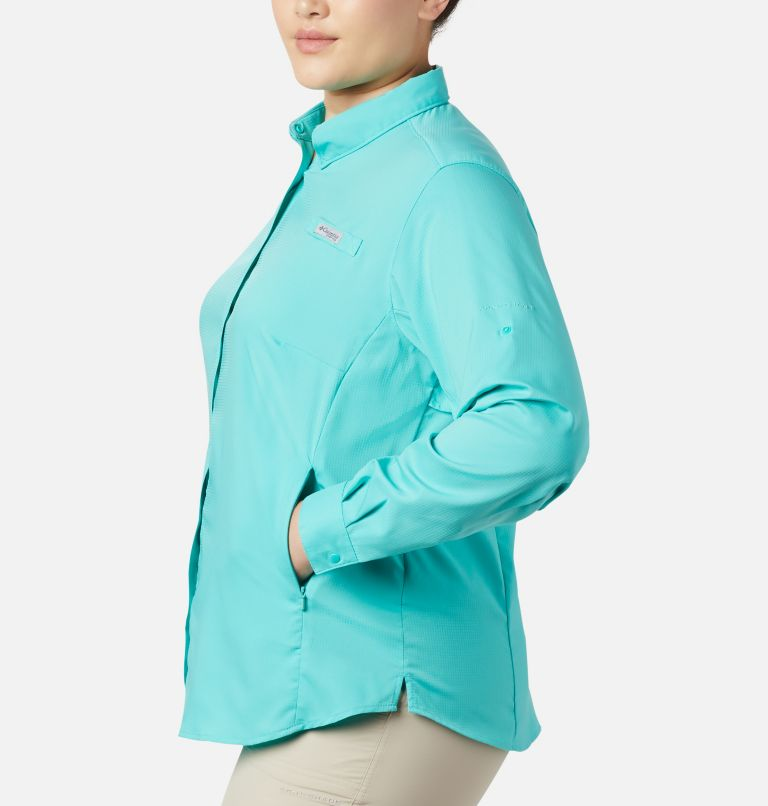 Chemise à manches longues PFG Tamiami™ II pour femme - Grandes tailles Chemise à manches longues PFG Tamiami™ II pour femme - Grandes tailles, a1
