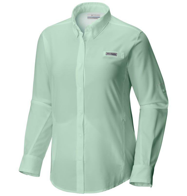 Women's PFG Tamiami™ II Long Sleeve Shirt - Plus Size Women's PFG Tamiami™ II Long Sleeve Shirt - Plus Size, front