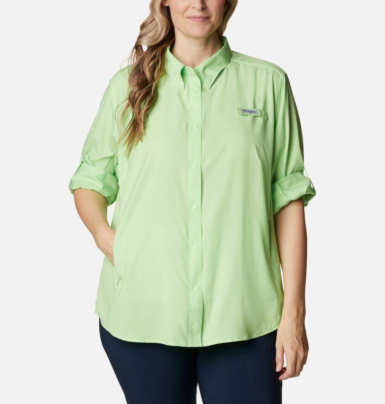 Women's PFG Tamiami™ II Long Sleeve Shirt - Plus Size Women's PFG Tamiami™ II Long Sleeve Shirt - Plus Size, a4
