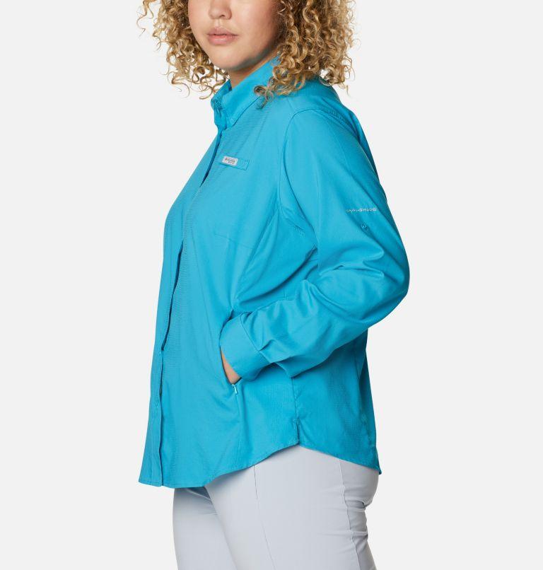 Women's PFG Tamiami™ II Long Sleeve Shirt - Plus Size Women's PFG Tamiami™ II Long Sleeve Shirt - Plus Size, a1