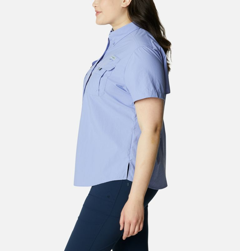 Womens Bahama™ SS | 526 | 1X Women's PFG Bahama™ Short Sleeve - Plus Size, Fairytale, a1