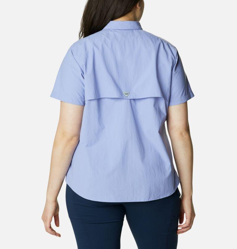 Womens Bahama™ SS | 526 | 1X Women's PFG Bahama™ Short Sleeve - Plus Size, Fairytale, back