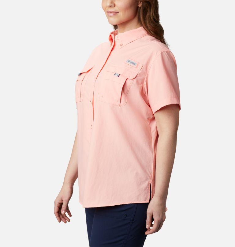 Womens Bahama™ SS | 884 | 3X Women's PFG Bahama™ Short Sleeve - Plus Size, Tiki Pink, a1