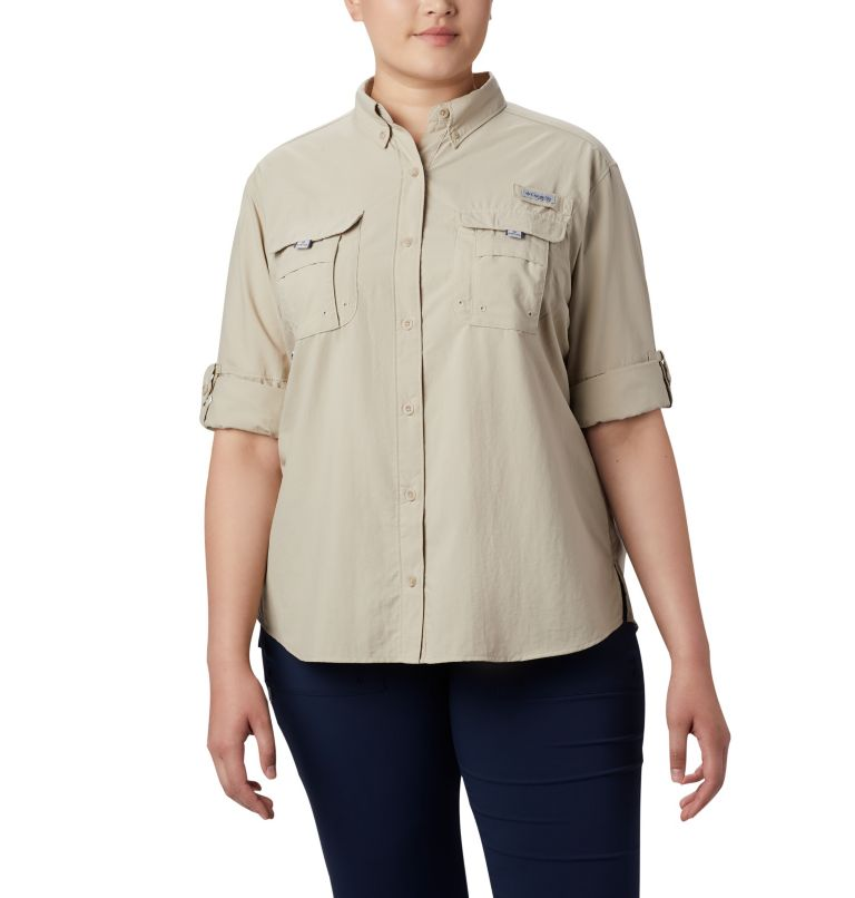 Women's PFG Bahama™ Long Sleeve - Plus Size Women's PFG Bahama™ Long Sleeve - Plus Size, a4