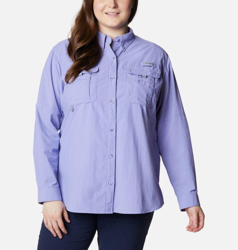 Chemise à manches longues PFG Bahama™ pour femme - Grandes tailles Chemise à manches longues PFG Bahama™ pour femme - Grandes tailles, front