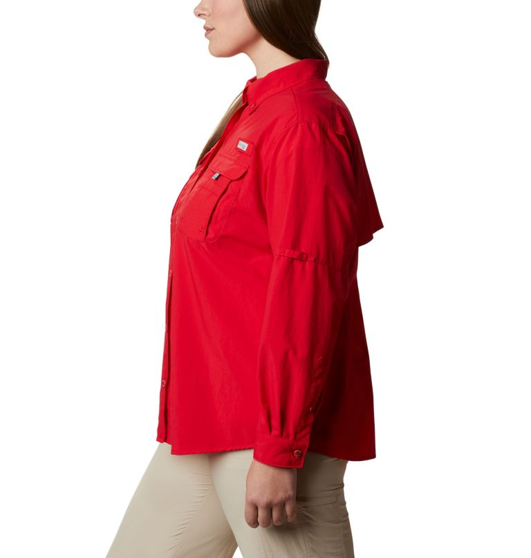 Women's PFG Bahama™ Long Sleeve - Plus Size Women's PFG Bahama™ Long Sleeve - Plus Size, a1