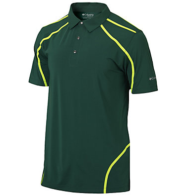 Men's Cut Away™ Polo Men's Cut Away Polo | 437 | S, Forest, front