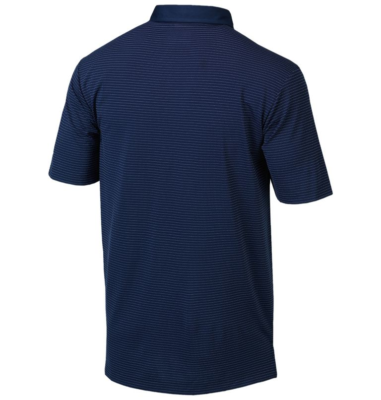 Sunday Golf Polo | 464 | XL Men's Omni-Wick™ Sunday Polo, Collegiate Navy, back