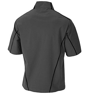 Men's Wind Up™ Golf Windshirt Wind Up Golf Windshirt | 895 | L, Forged Iron, back