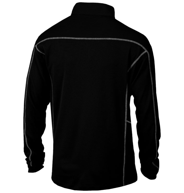 Men's Shotgun Golf Quarter Zip Pullover Men's Shotgun Golf Quarter Zip Pullover, back