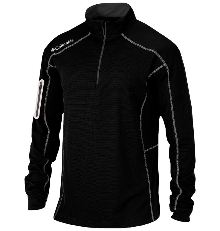 Men's Shotgun Golf Quarter Zip Pullover Men's Shotgun Golf Quarter Zip Pullover, front