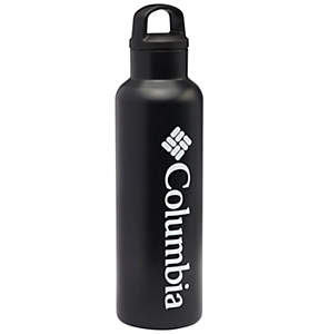 Double-Wall Vacuum Bottle with Screw-On Top 20oz