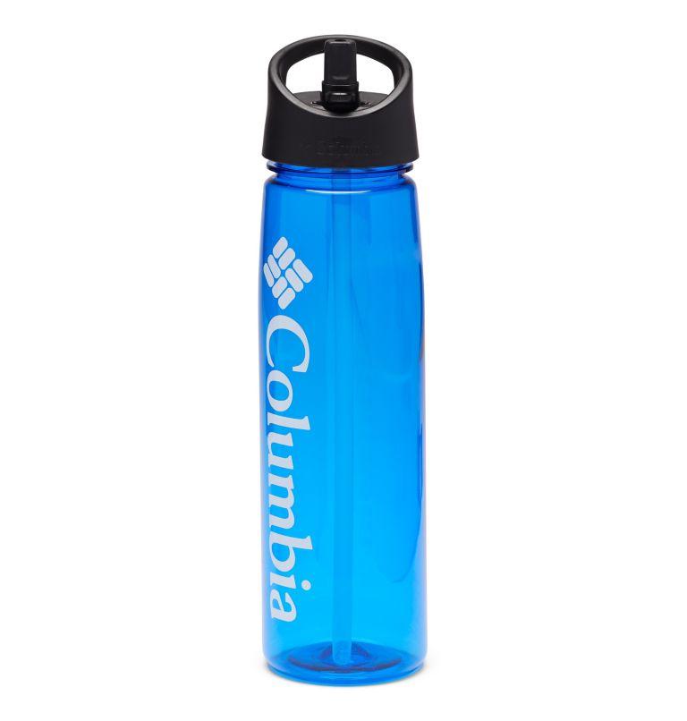 Tritan Straw Top Outdoor Bottle 25oz | 437 | O/S BPA-Free Straw-Top Bottle 25oz, Azul, a1