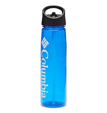 BPA-Free Straw-Top Bottle 25oz Tritan Straw Top Outdoor Bottle 25oz   465   O/S, Azul, front