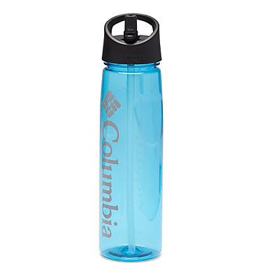BPA-Free Straw-Top Bottle 25oz Tritan Straw Top Outdoor Bottle 25oz   465   O/S, Clear Blue, a1