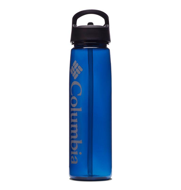 Tritan Straw Top Outdoor Bottle 25oz | 465 | O/S BPA-Free Straw-Top Bottle 25oz, Carbon, front