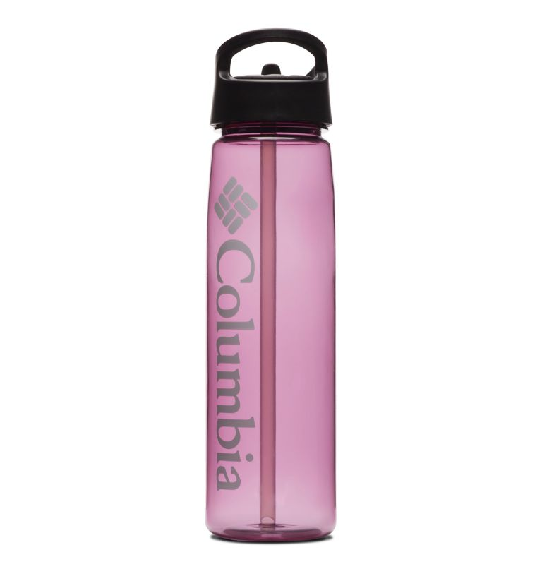 Tritan Straw Top Outdoor Bottle 25oz | 522 | O/S BPA-Free Straw-Top Bottle 25oz, Wild Iris, front