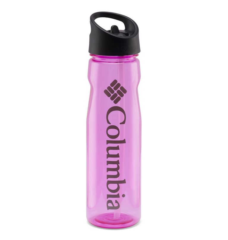 Tritan Straw Top Outdoor Bottle 25oz | 525 | O/S BPA-Free Straw-Top Bottle 25oz, Bright Lavendar, front