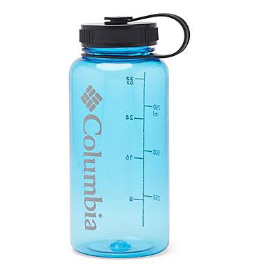 BPA-Free Outdoor Water Bottle 32oz Tritan Outdoor Bottle 33oz   465   O/S, Clear Blue, front