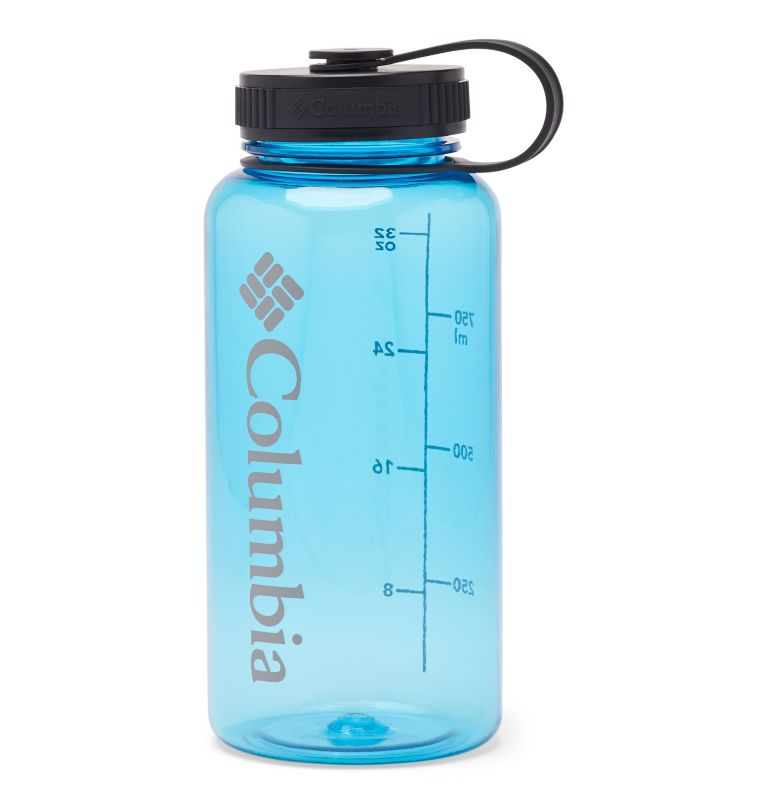Tritan Outdoor Bottle 33oz | 459 | O/S BPA-Free Outdoor Water Bottle 32oz, Clear Blue, front