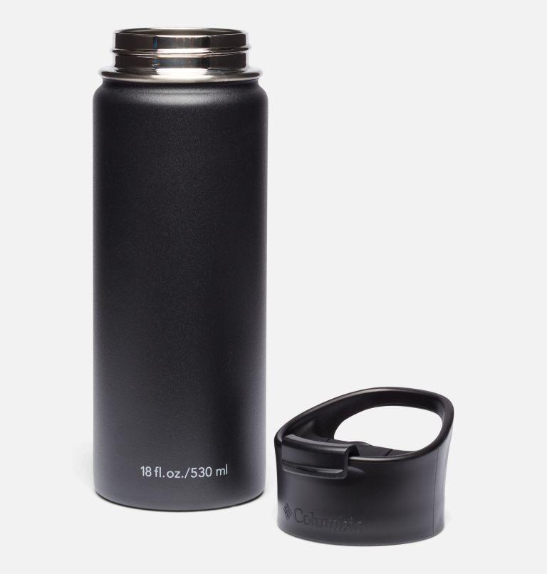Botella con doble pared aislada al vacío y boquilla - 0,5 l Botella con doble pared aislada al vacío y boquilla - 0,5 l, Black, a1