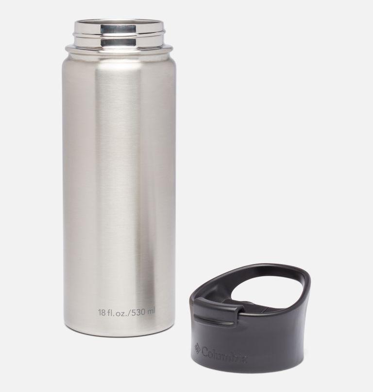 Botella con doble pared aislada al vacío y boquilla - 0,5 l Botella con doble pared aislada al vacío y boquilla - 0,5 l, Grey, a1