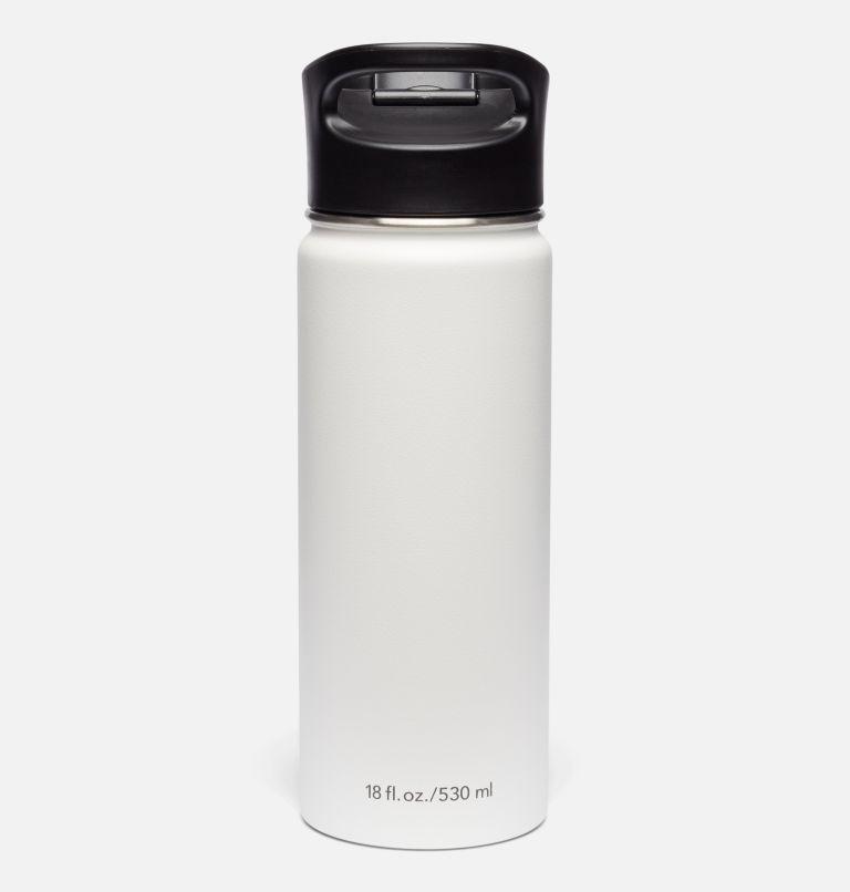 Botella con doble pared aislada al vacío y boquilla - 0,5 l Botella con doble pared aislada al vacío y boquilla - 0,5 l, White, back