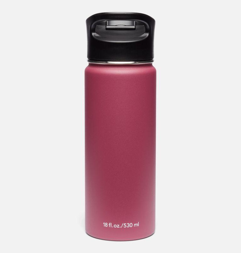 Botella con doble pared aislada al vacío y boquilla - 0,5 l Botella con doble pared aislada al vacío y boquilla - 0,5 l, Wine Berry, back