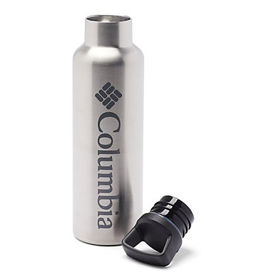 Double-Wall Vacuum Bottle with Screw-On Top - 21oz Double-Wall Vacuum Bottle with Screw-On Top - 21oz   010   O/S, Stainless, a1