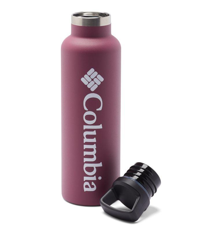 Botella con doble pared aislada al vacío y tapón de rosca - 0,6 l Botella con doble pared aislada al vacío y tapón de rosca - 0,6 l, Wine Berry, a1