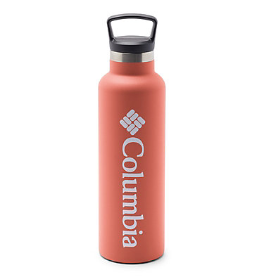 Double-Wall Vacuum Bottle with Screw-On Top - 21oz Double-Wall Vacuum Bottle with Screw-On Top - 21oz   010   O/S, Melonade, front