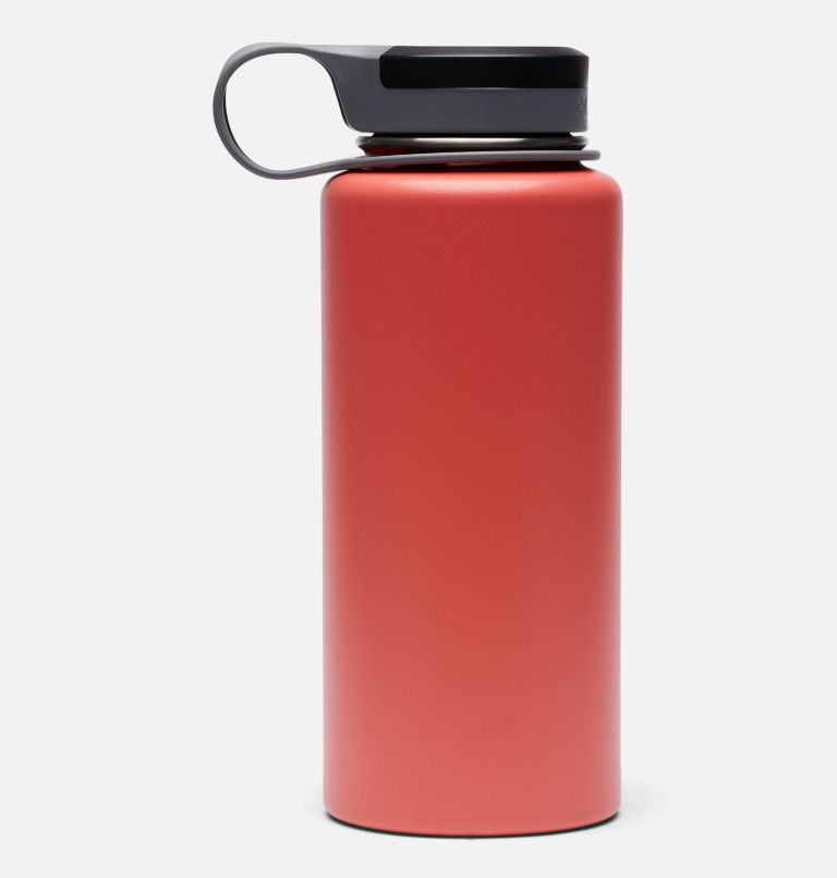 GSO0021   853   O/S Double-Wall Vacuum Bottle with Screw Top Lid 32oz, Melonade, back
