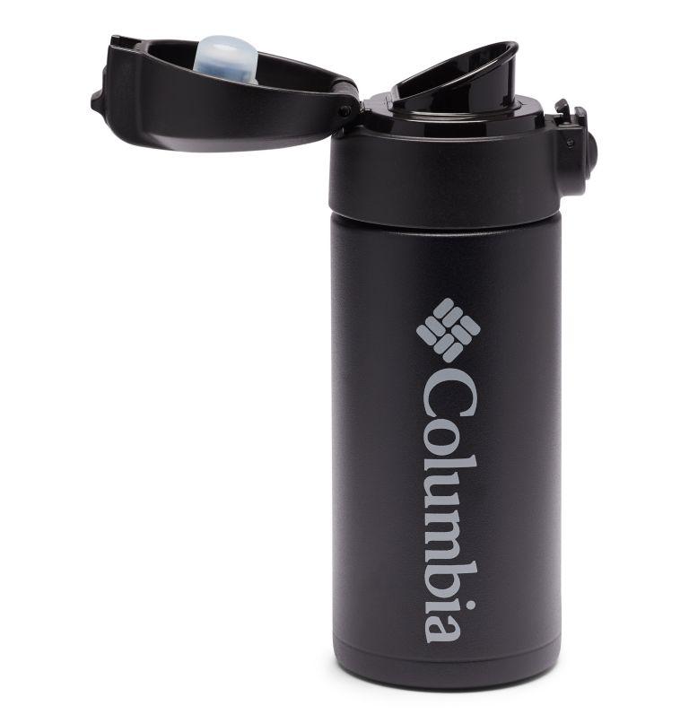 12 fl. oz. Ultralite Flip-Top Vacuum Bottle | 010 | O/S Ultra Lite Flip-Top Vacuum Bottle 12oz, Black, a1