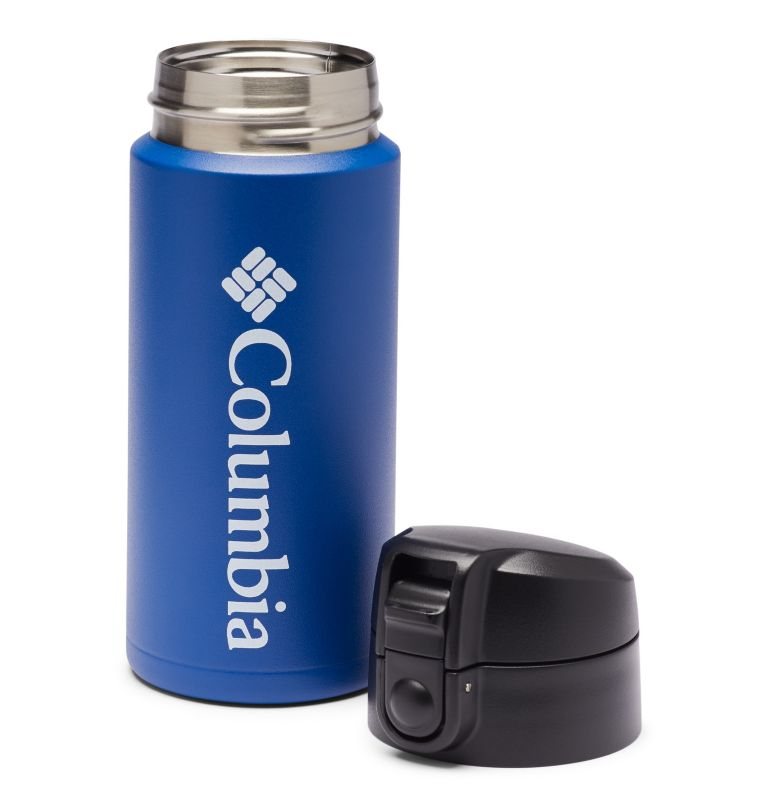12 fl. oz. Ultralite Flip-Top Vacuum Bottle   437   O/S Ultra Lite Flip-Top Vacuum Bottle 12oz, Azul, a2