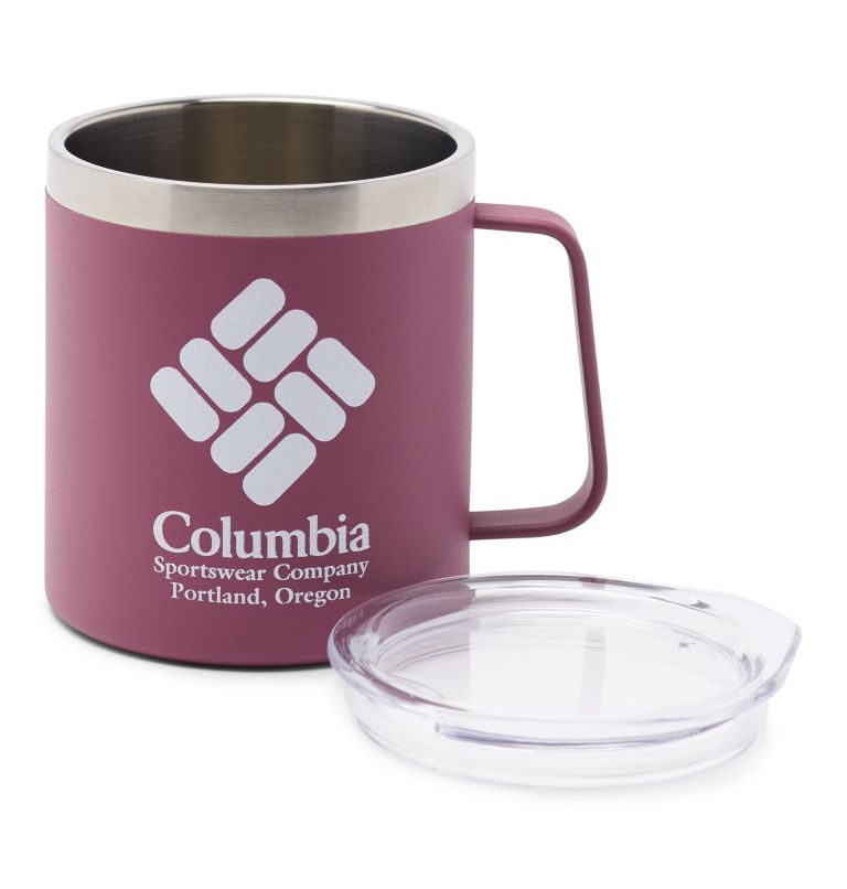 Double-Wall Gem Camp Cup 15oz   550   O/S Double-Wall Gem Camp Cup 15oz, Wine Berry, a1