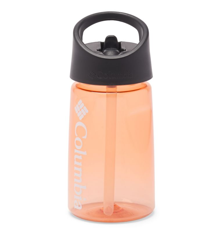 12.5 fl. oz. BPA-Free Straw-Top Bottle | 853 | O/S BPA-Free Straw-Top Bottle 12.5oz, Melonade, front