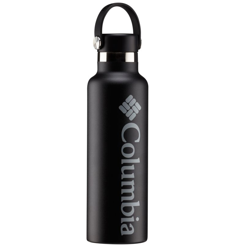 Hydro Flask Standard Mouth 21o | 010 | O/S Hydro Flask Standard Mouth Flex Cap 21oz, Black, front
