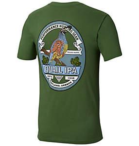 Men's PHG Quail IPA Graphic Tee Shirt