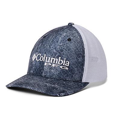 PFG Camo Mesh™ Ball Cap Camo Mesh™ Ball Cap | 426 | L/XL, Black Realtree MAKO, front
