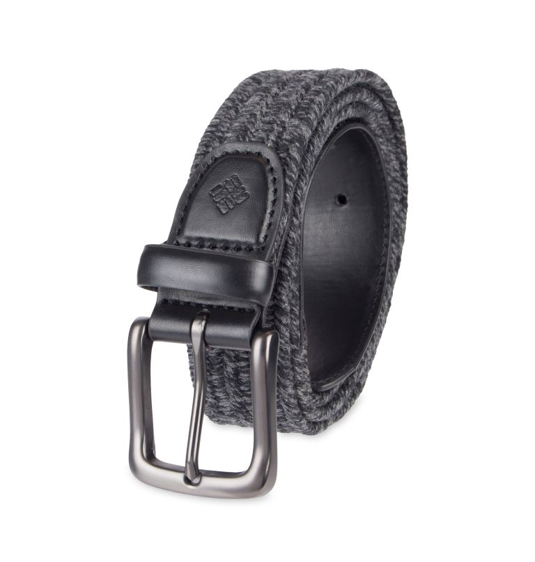 Men's 35MM Stretch Web Belt Men's 35MM Stretch Web Belt, back