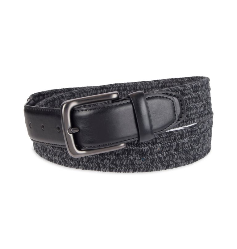 Men's 35MM Stretch Web Belt Men's 35MM Stretch Web Belt, front