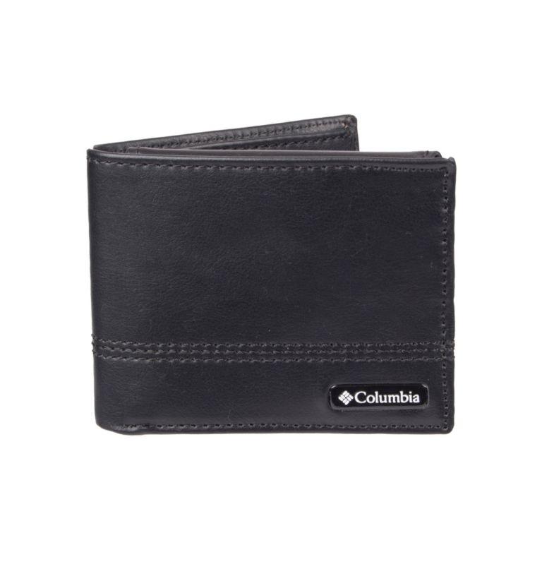 Men's RFID Passcase Wallet | 010 | O/S Men's RFID McDowell Passcase Wallet, Black, front