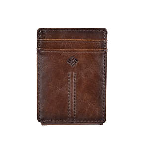 Men's RFID Magnetic Front Pocket Wallet