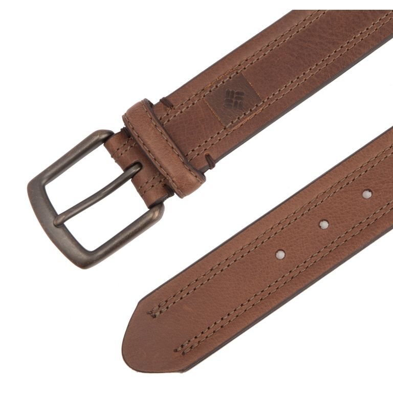 Men's Leather Casual Belt Men's Leather Casual Belt, back