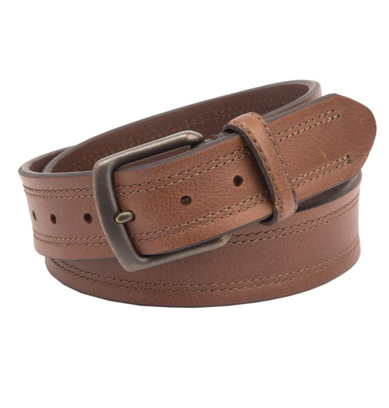 Men's Leather Casual Belt Men's Leather Casual Belt, front
