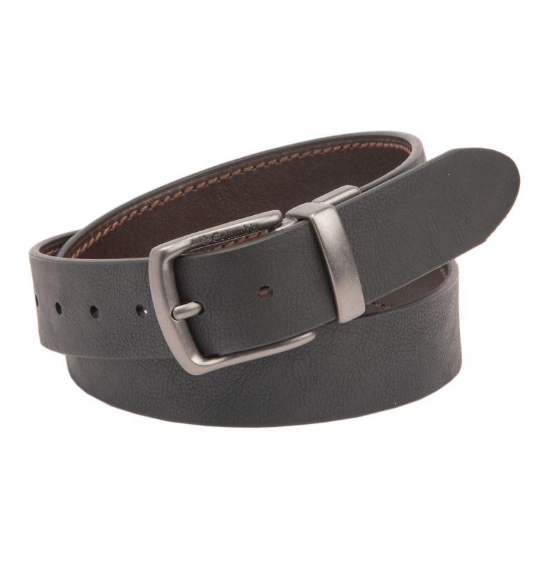 Men's Leather Reversible Casual Belt Men's Leather Reversible Casual Belt, front