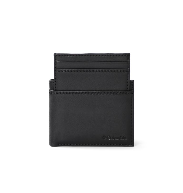 2 FOR 1 Wallet with Card Case | 001 | O/S Men's 2-for-1 Wallet with Card Case, Black, a2